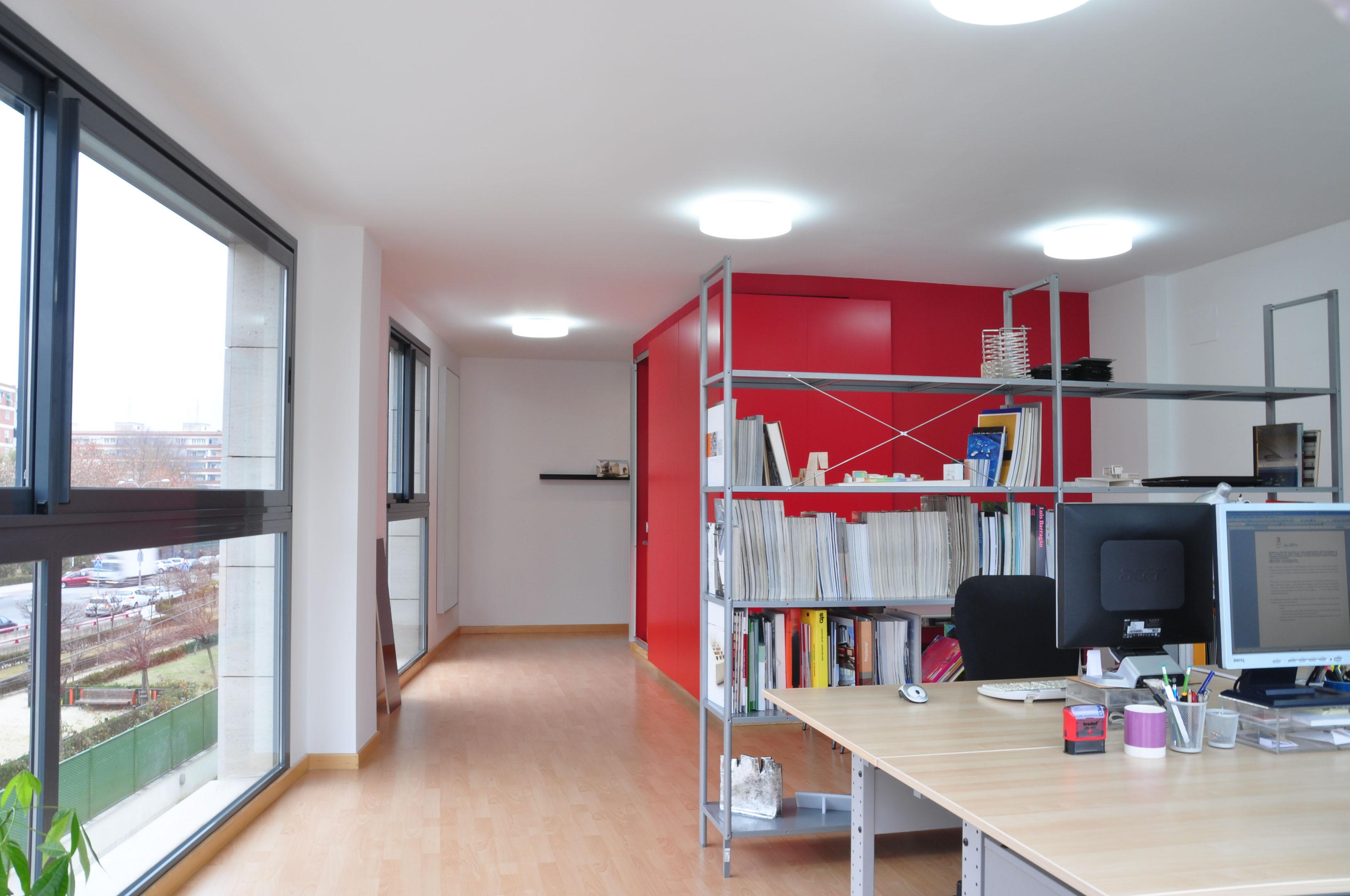 Nueva sede de env s arquitectos en alcorc n enves - Caja arquitectos madrid ...