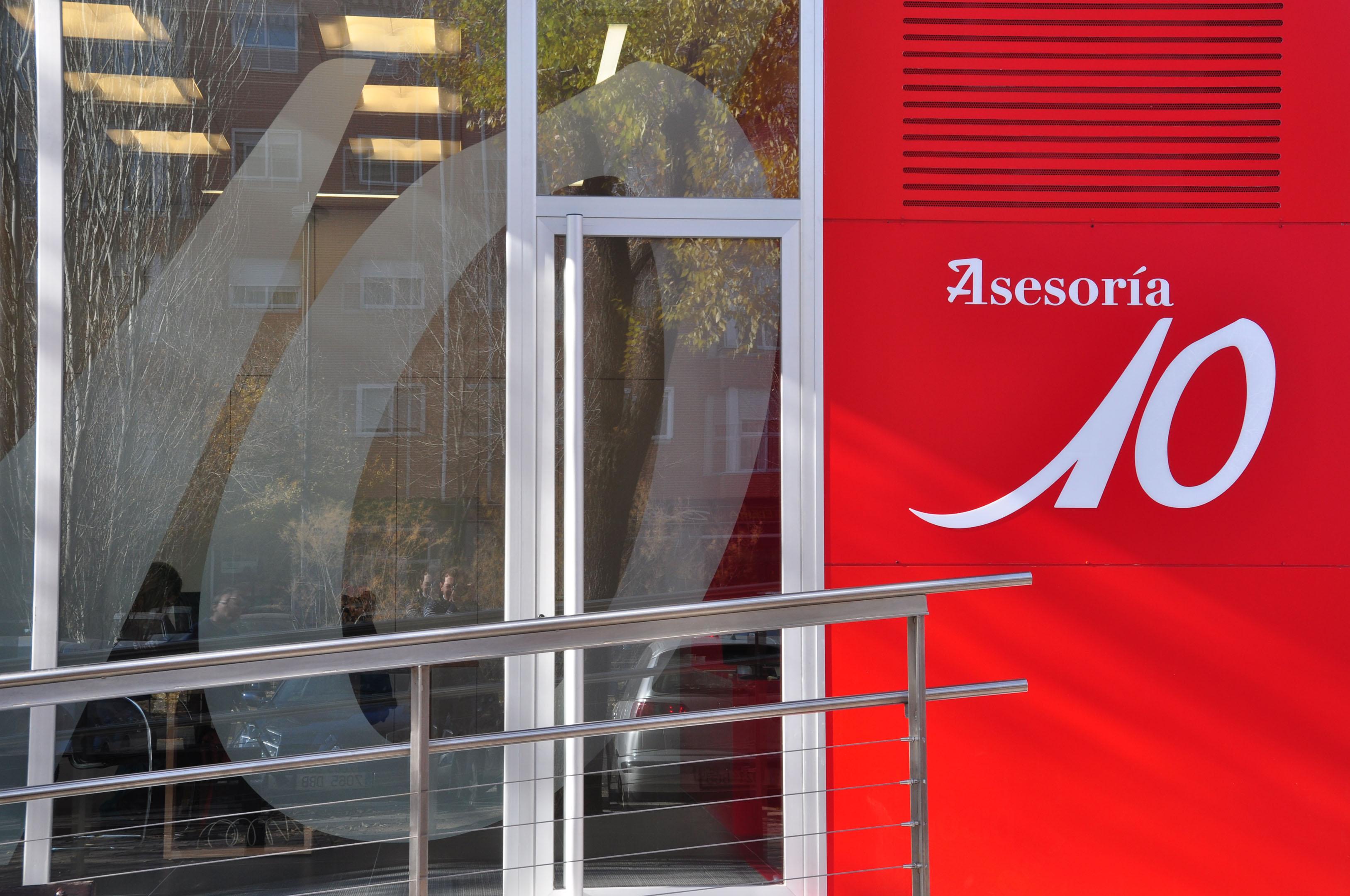 Reforma de local para asesor a 10 en alcorc n 2013 - Reformas en alcorcon ...